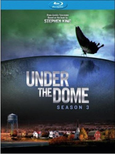 Under the Dome: Season 3 [Blu-ray] DVD