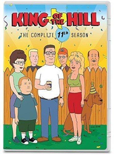 King of the Hill: Season 11 DVD