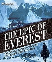 Epic of Everest [Blu-ray] de Andrew Irvine