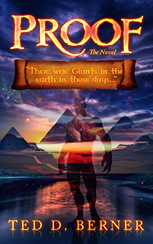 Book Cover - Proof the Novel