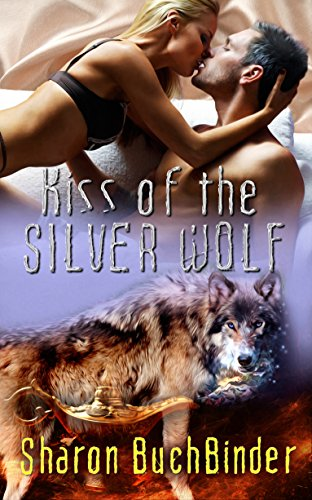 Book Cover - Kiss of the Silver Wolf