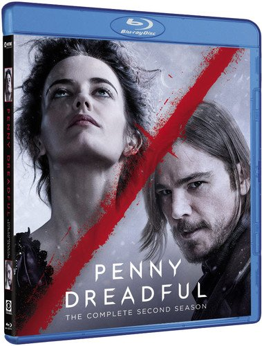 Penny Dreadful: Season Two [Blu-ray] DVD