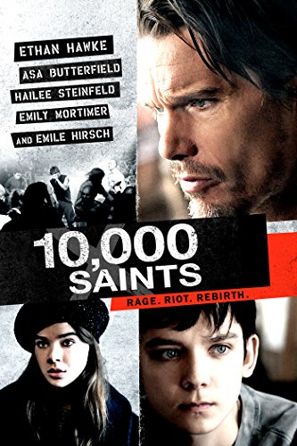 10,000 Saints DVD