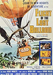 Flight of the Lost Balloon af Mala Powers
