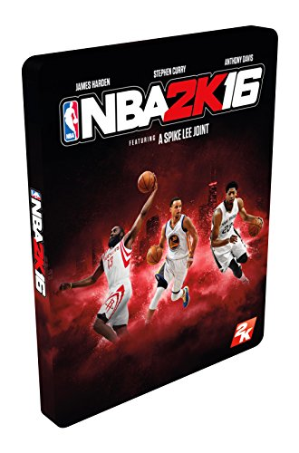NBA 2K16 - Metalcase Edition