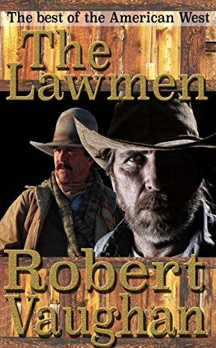 Book Cover - The Lawmen