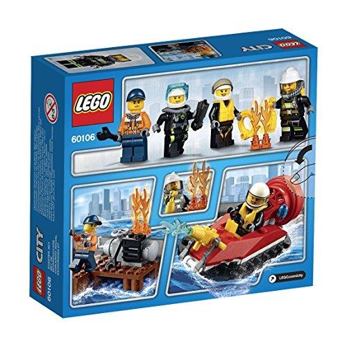 レゴ (LEGO) シティ 消防隊スタートセット 60106