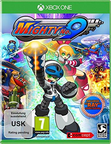 Mighty No.9 - Ray Edition