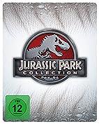 Jurassic Park Collection - Steelbook…