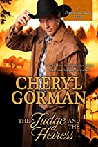 The Judge And The Heiress (A Salvation Texas…