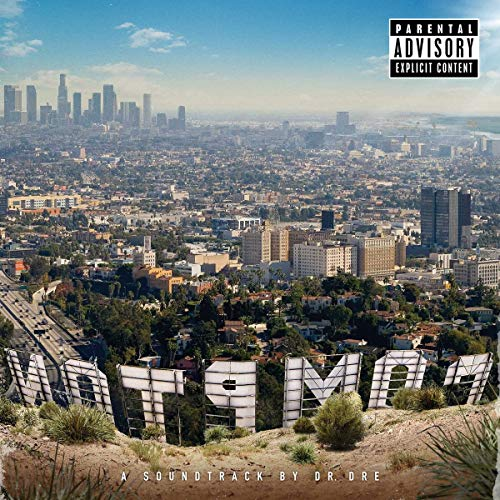 Compton: A Soundtrack by Dr. Dre