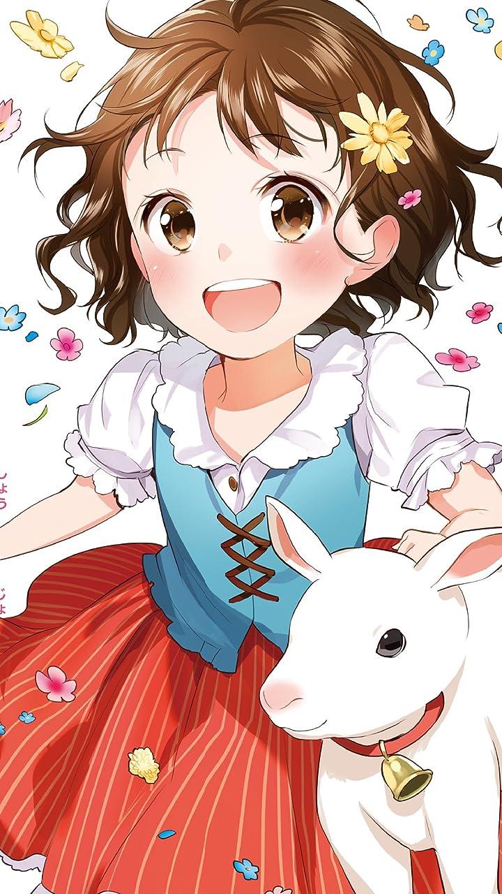 10歳までに読みたい世界名作 アルプスの少女ハイジ HD(720×1280)壁紙画像