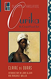 Ourika: The Original French Text (Texts and…