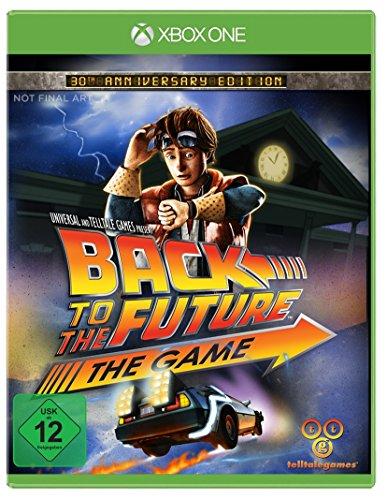 Back to the Future - The Game: 30-Jährige Jubiläumsausgabe