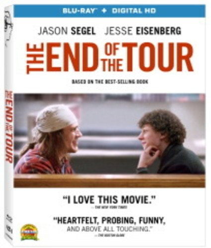 The End of the Tour [Blu-ray] DVD