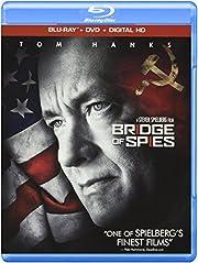 Bridge of Spies BD DVD Digital [Blu-ray] de…