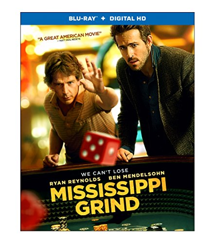 Mississippi Grind [Blu-ray] DVD