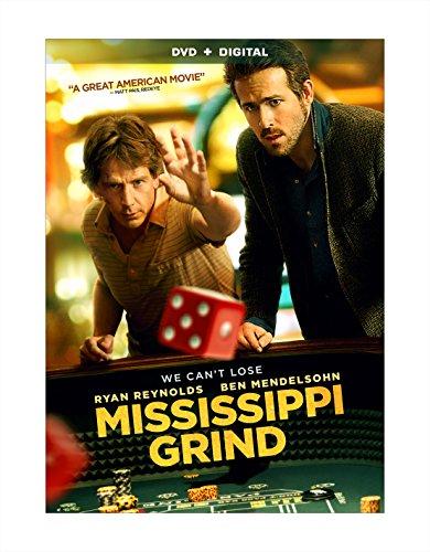 Mississippi Grind DVD