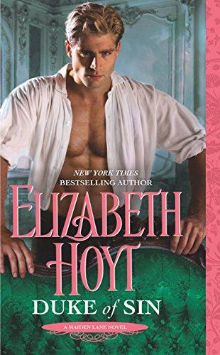 Duke of Sin by Elizabeth Hoyt - Smart Bitches, Trashy Books