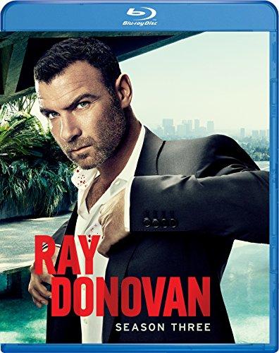 Ray Donovan: The Third Season [Blu-ray] DVD