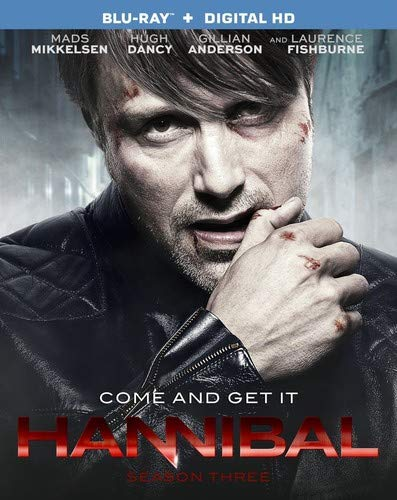 Hannibal: Season 3 [Blu-ray] DVD