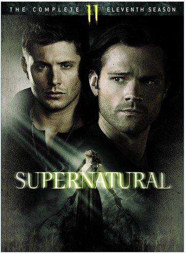 Supernatural: Season 11 DVD