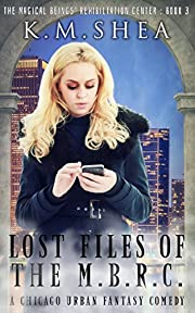The Lost Files of the Magical Beings'…