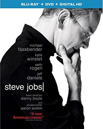 Steve Jobs (Blu-ray + DVD + Digital HD)