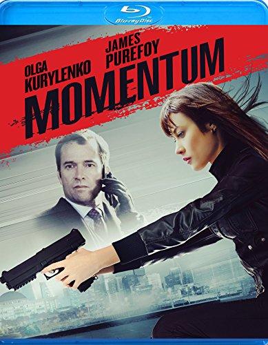 Momentum [Blu-ray] DVD