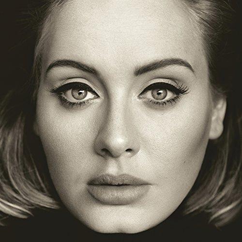 Album Cover: 25