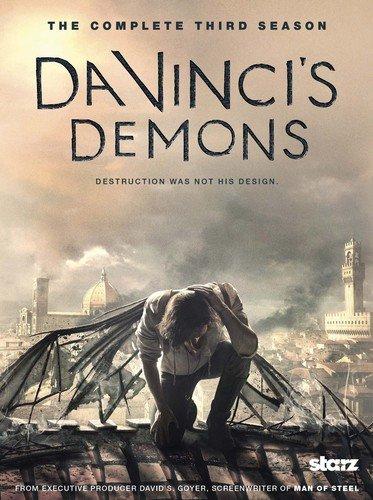 Da Vinci's Demons: Season 3 DVD