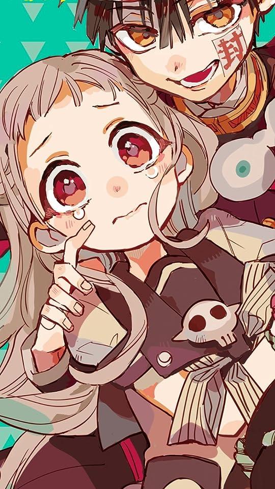 地縛少年花子くん 八尋 寧々(やしろ ねね),花子くん(はなこくん) QHD(540×960)壁紙画像