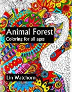 Animal Forest: Coloring for all ages by Lin…