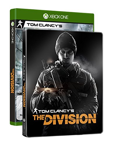 Tom Clancy's: The Division - Standard Edition inkl. Steelbook