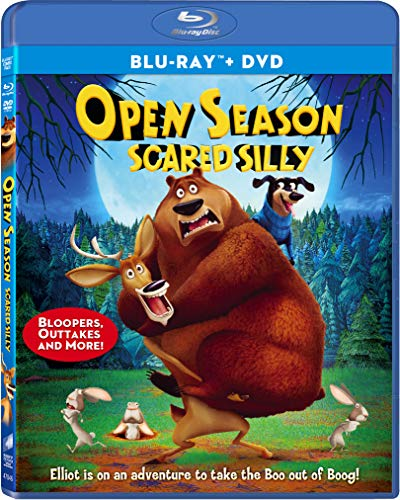 Get Open Season: Scared Silly On Blu-Ray