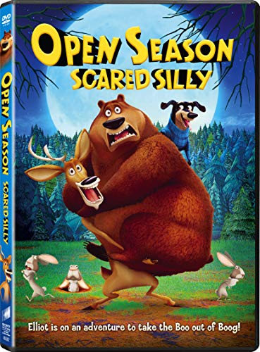 Get Open Season: Scared Silly On Video