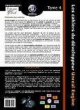 couverture du livre Les cahiers d'Unreal Engine Tome 4