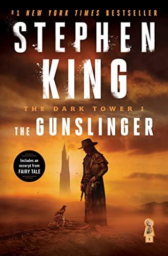 The Dark Tower I: The Gunslinger cover image