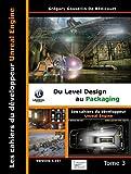 couverture du livre Les cahiers d'Unreal Engine Tome 3