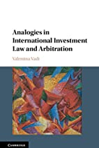 Analogies in International Investment Law…