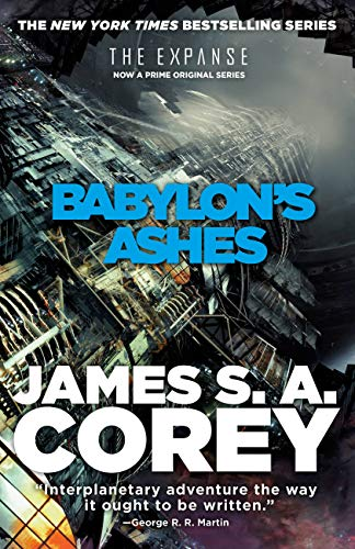 Babylon's Ashes - James S. A. Corey