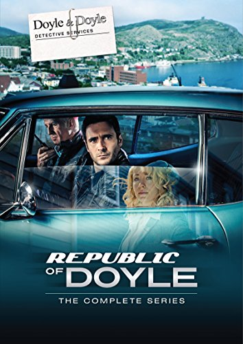 Duchess of George part of Republic of Doyle Season 1