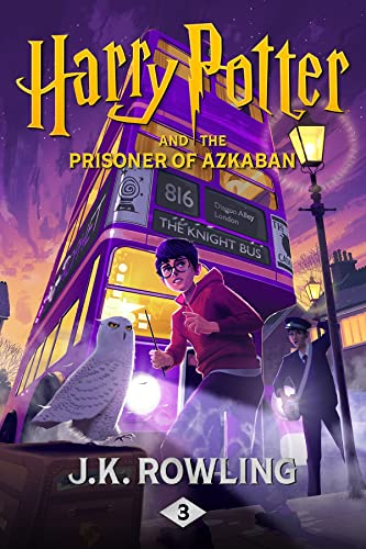 Harry Potter and the Prisoner of Azkaban cover image