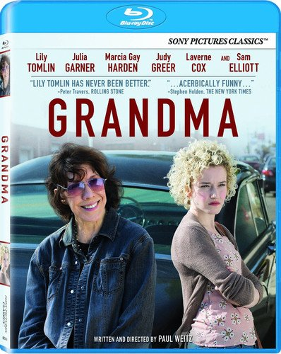 Grandma [Blu-ray] DVD
