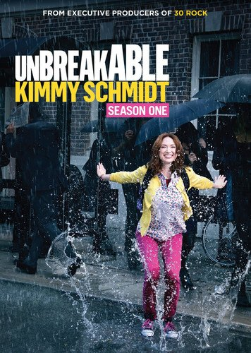 Kimmy Kisses a Boy! part of Unbreakable Kimmy Schmidt Season 1