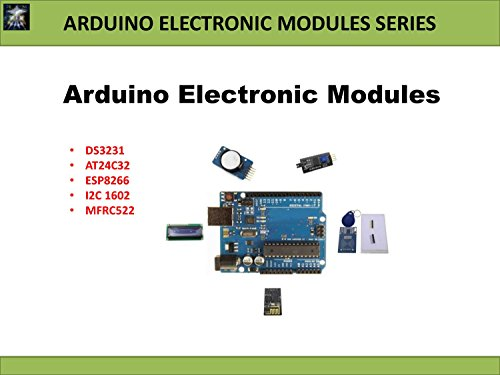 PDF] Arduino Electronic Modules: DS3231, AT24C32, I2C1602