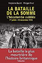 La Bataille de la Somme.…