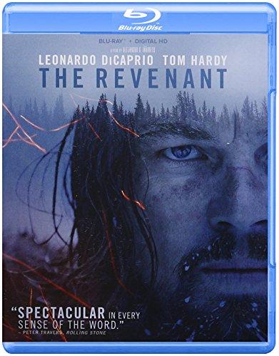 The Revenant [Blu-ray] DVD