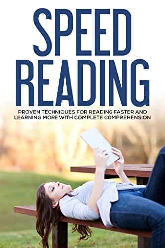 PDF] Speed Reading: Proven Techniques for Reading Faster and