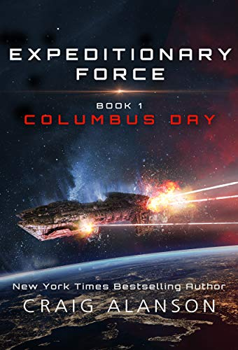Columbus Day (Expeditionary Force, #1) by Craig Alanson